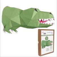 FKA004 3-D Papercraft Model Kit - T-REX