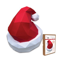FKA0013 3-D Papercraft Model Kit - Santa's Hat