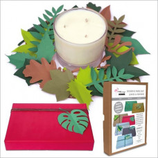 FKD001 Papercraft Kit - Leaves and Feathers