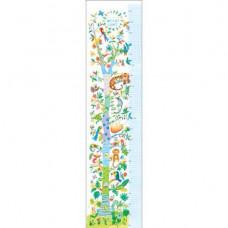 P28 Tree Height Chart (Blue)