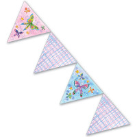 RBS40 Butterfly Bunting