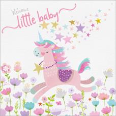FP5061 Little Pink Unicorn (Baby)