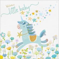 FP5063 Little Blue Unicorn (Baby)