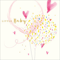 FP6218 Little Baby (Pink Balloons)