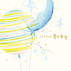 FP6219 Little Baby (Blue Balloons)