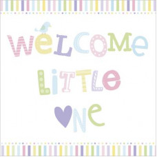 WS373 Welcome Little One