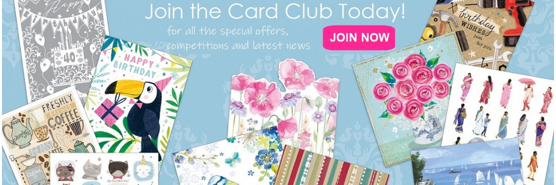 Join the Card Club today!