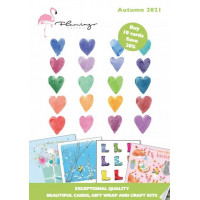 FREE - 2021 Flamingo Paperie March Supplement (Brochure)