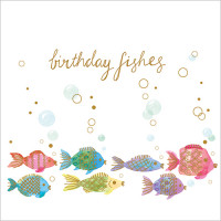 FP5044 Birthday Fishes