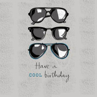 FP5098 Cool Birthday