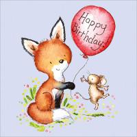 FP5113 Birthday Fox
