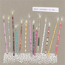 FP5171 Happy Birthday to You (Candles)