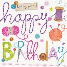 FP5173 Arts & Crafts Birthday