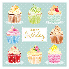 FP5177 Pretty Cupcakes