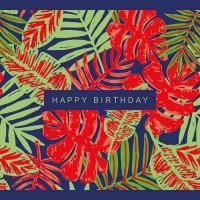 FP6132 Palm Leaves (Birthday)