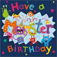 FP6149 Monster Birthday