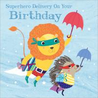 FP6173 Superhero Delivery