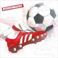 FP6176 Birthday Footballer