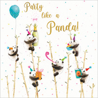 FP6188 Party Like a Panda