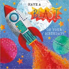 FP6221 Birthday Rocket