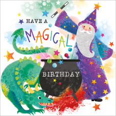 FP6235 Have a Magical Birthday (Wizard)