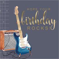 FP6240 Hope Your Birthday Rocks