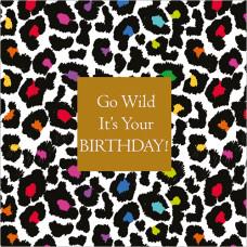 FP6244 Go Wild It's Your Birthday