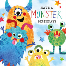 FP6250 Have a Monster Birthday