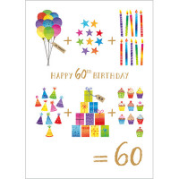 FP7060 Happy 60th