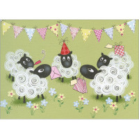 FP7061 Its Your Birthday (Sheep!)