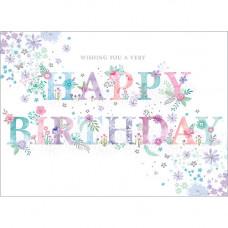 FP7066 A Very Happy Birthday