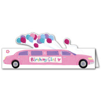 L227 Pink Limo