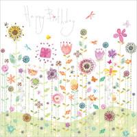 WS358 Little Flowers Birthday