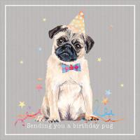 FP6120 A Birthday Pug
