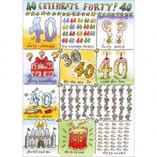 HS24 Celebrate 40!