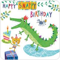 LS90 Birthday Crocodile