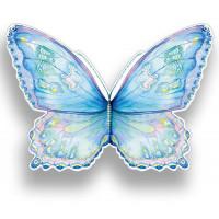 AL69 Blue Butterfly