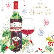 XC050 Christmas Wine (Husband)