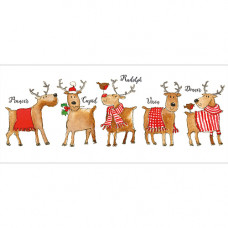 XC056 Rudolph and Friends Money Wallet