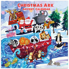 XADV06 Christmas Ark Advent Calendar
