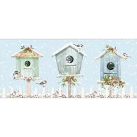 XC036 Birdhouses (Pk 8)