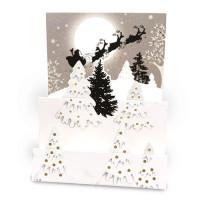 XC060s Christmas Night (Single, Zigzag)