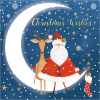 XC083 Christmas Wishes (Pk 8)