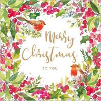 XC085 Merry Christmas to You (Pk 8)