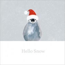 XC109 Hello Snow (Pk 8)