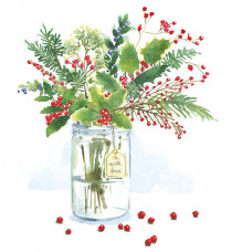 XC111 A Jar of Christmas (Pk 8)