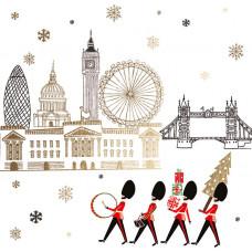 XC116 A London Christmas (Pk 8)