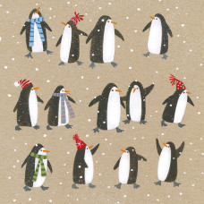 XC123 Penguins (Single)