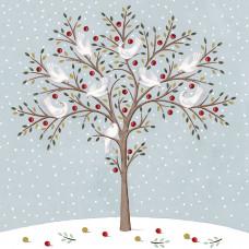 XC125 Tree of Doves (Pk 8)