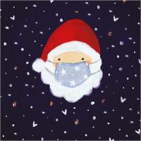 XC136 Santa in a Mask
